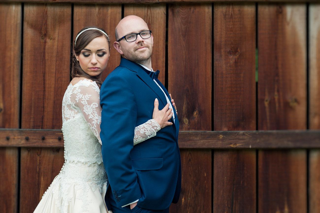Gosia & Steve | Romantyczny plener ślubny | Toruń