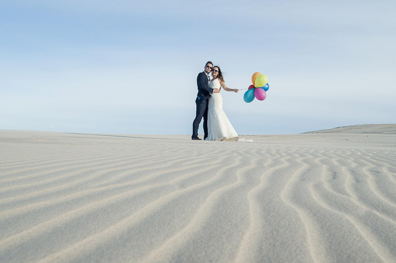 Słońce, plaża, woda, wiatr, uczucia ... with Love.