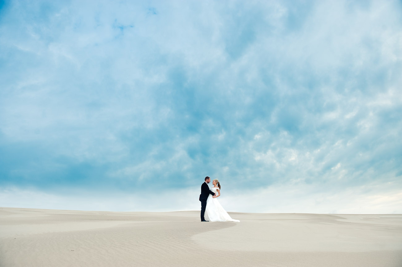 5 Miejsc Na Wymarzoną ślubną Sesję Plenerową Miejsce 5 Na Wydmach