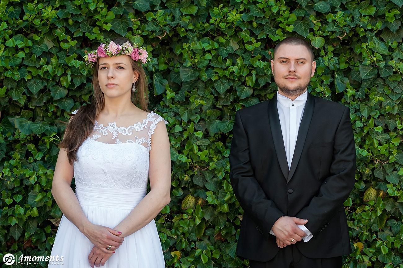 Jesienny ślub – wiosenny plener | zapowiedź.
